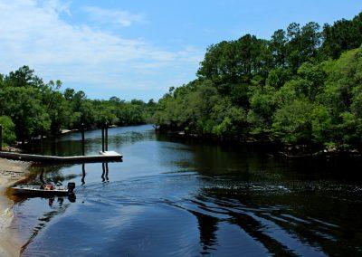Waccamaw river near Conway SC
